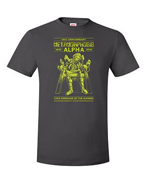 MA 40th t-shirt
