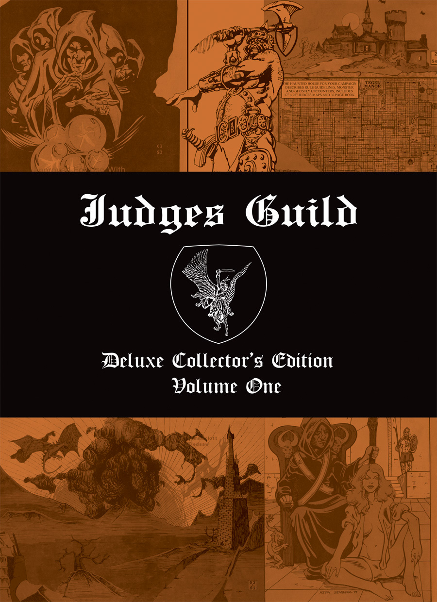 Judges Guild Collectors Edition