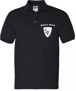 Judges Guild Polo Mockup