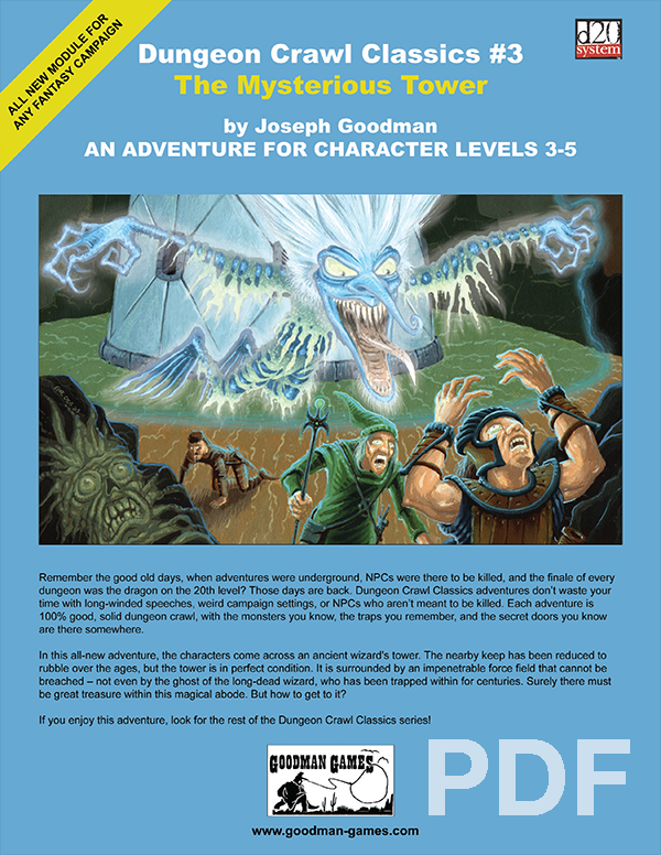 Cover of The Mysterious Tower
