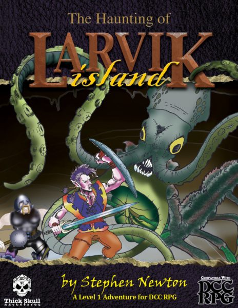 The Haunting of Larvik Island_600