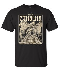 Age of Cthulhu T-shirt