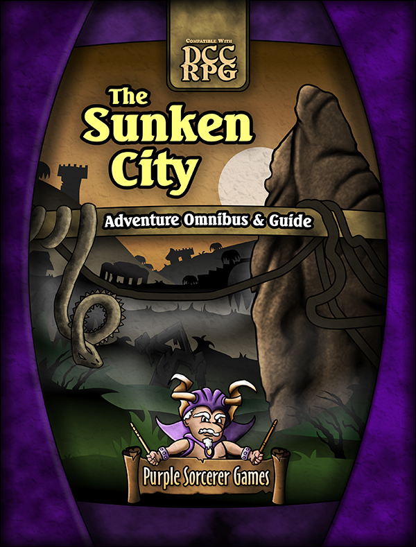 The Sunken City Omnibus Softcover