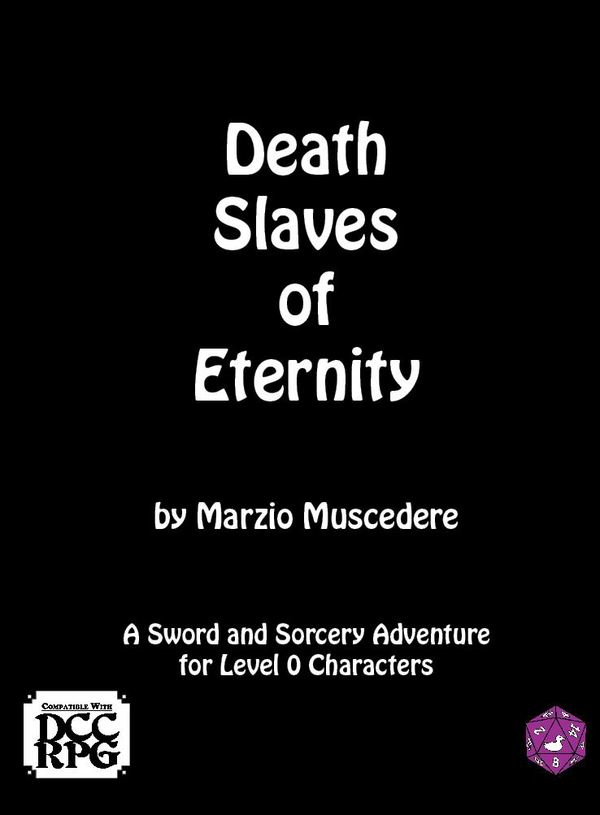 Death Slaves of Eternity