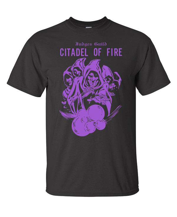 Judges Guild Citadel of Fire T-Shirt