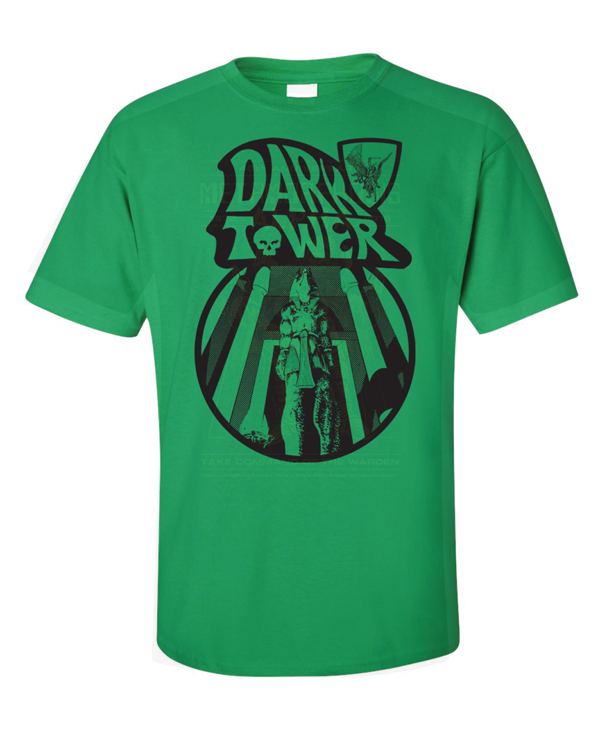 Judges Guild Dark Tower T-Shirt
