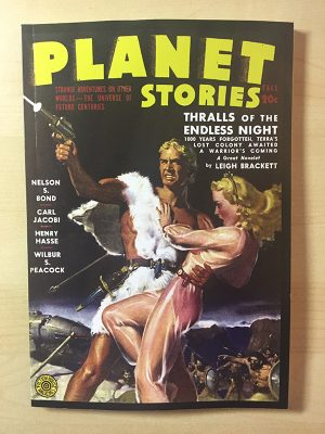 Planet Stories Summer 1949 Vol Iv No 3goodman Games Store