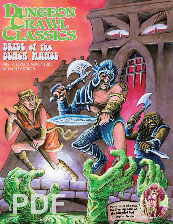 Classics pdf rpg crawl dungeon