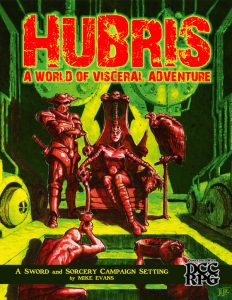 Hubris Cover for Goodman