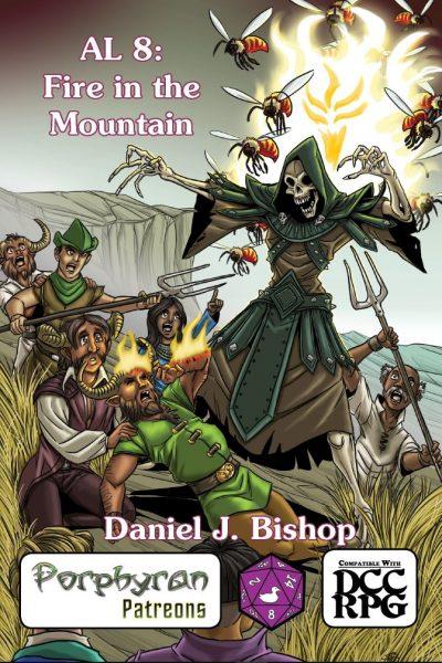 AL8_Fire in the Mountain