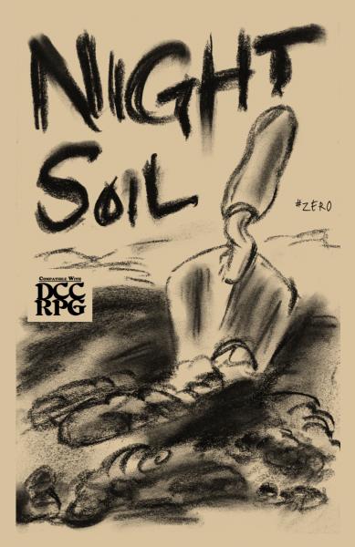 NIGHT SOIL zero COVER IMAGE