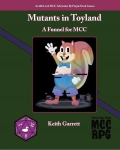 Mutants in Toyland