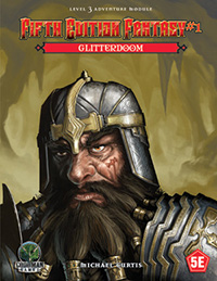 Fifth Edition Fantasy #1: Glitterdoom