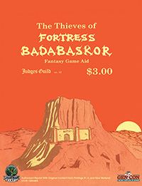 The Thieves of Fortress Badabaskor