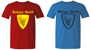 Judges Guild T-Shirt
