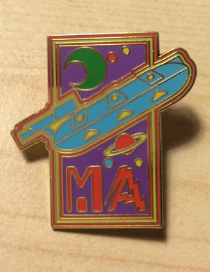 Custom Cloisonné Pin
