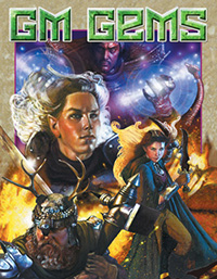 GM Gems hardcover second printing