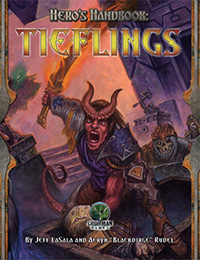 Hero's Handbook: Tieflings