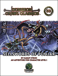 DCC #53: Sellswords of Punjar