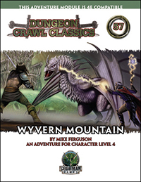 DCC #57: Wyvern Mountain