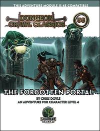DCC #58: The Forgotten Portal