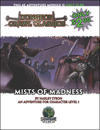 DCC #59: Mists of Madness