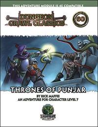 DCC #60: Thrones of Punjar