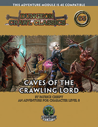 DCC #65: Caves of the Crawling Lord