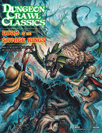DCC #66.5: Doom of the Savage Kings