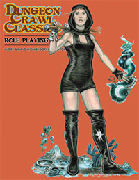 DCC RPG 4th Printing Slipcover Edition