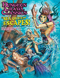 DCC #75: The Sea Queen Escapes