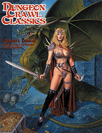 DCC #82.5: Dragora's Dungeon
