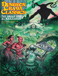 DCC #90: The Dread God Al-Khazadar