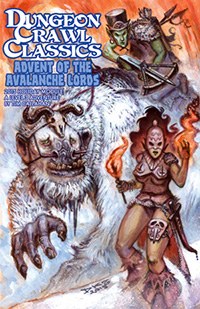 2015 Holiday Module: Advent of the Avalanche Lords