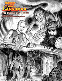 Patrons of Lankhmar