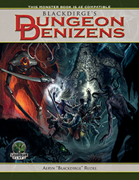 Blackdirge's Dungeon Denizens