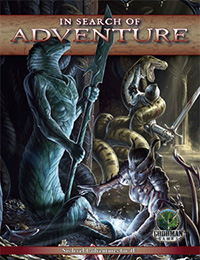 n Search Of Adventure: A Collection of Six Level 1 Adventures