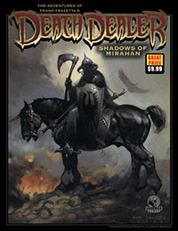 The Adventures of Frank Frazetta's Death Dealer: Shadows of Mirahan