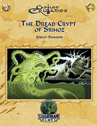 GG5: The Dread Crypt of Srihoz (levels 9-11)