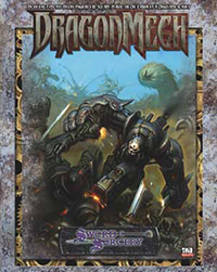 DragonMech rulebook