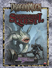 Shardsfall Quest (level 1 adventure)