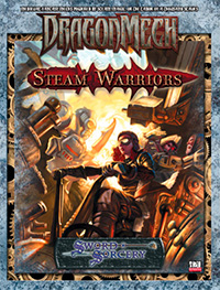 Steam Warriors (character sourcebook)