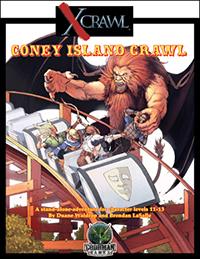 Coney Island Crawl