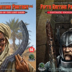 More Fifth Edition Fantasy Coming Soon