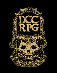 DCC RPG Limited Edition Gold Foil Cover