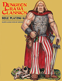 DCC RPG 3rd Printing Slipcover Edition