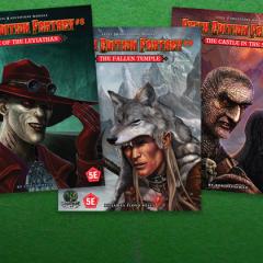 More Fifth Edition Fantasy Coming Soon