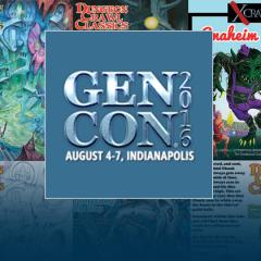 Gen Con News & Releases!