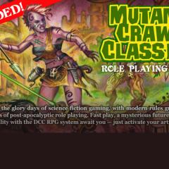 Last Chance for Mutant Crawl Classics