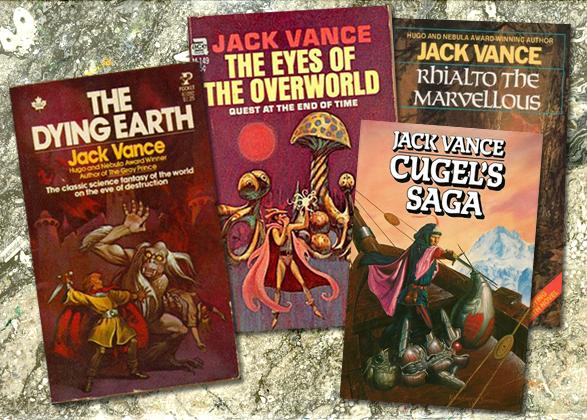 Resultado de imagem para The Dying Earth book series jack vance